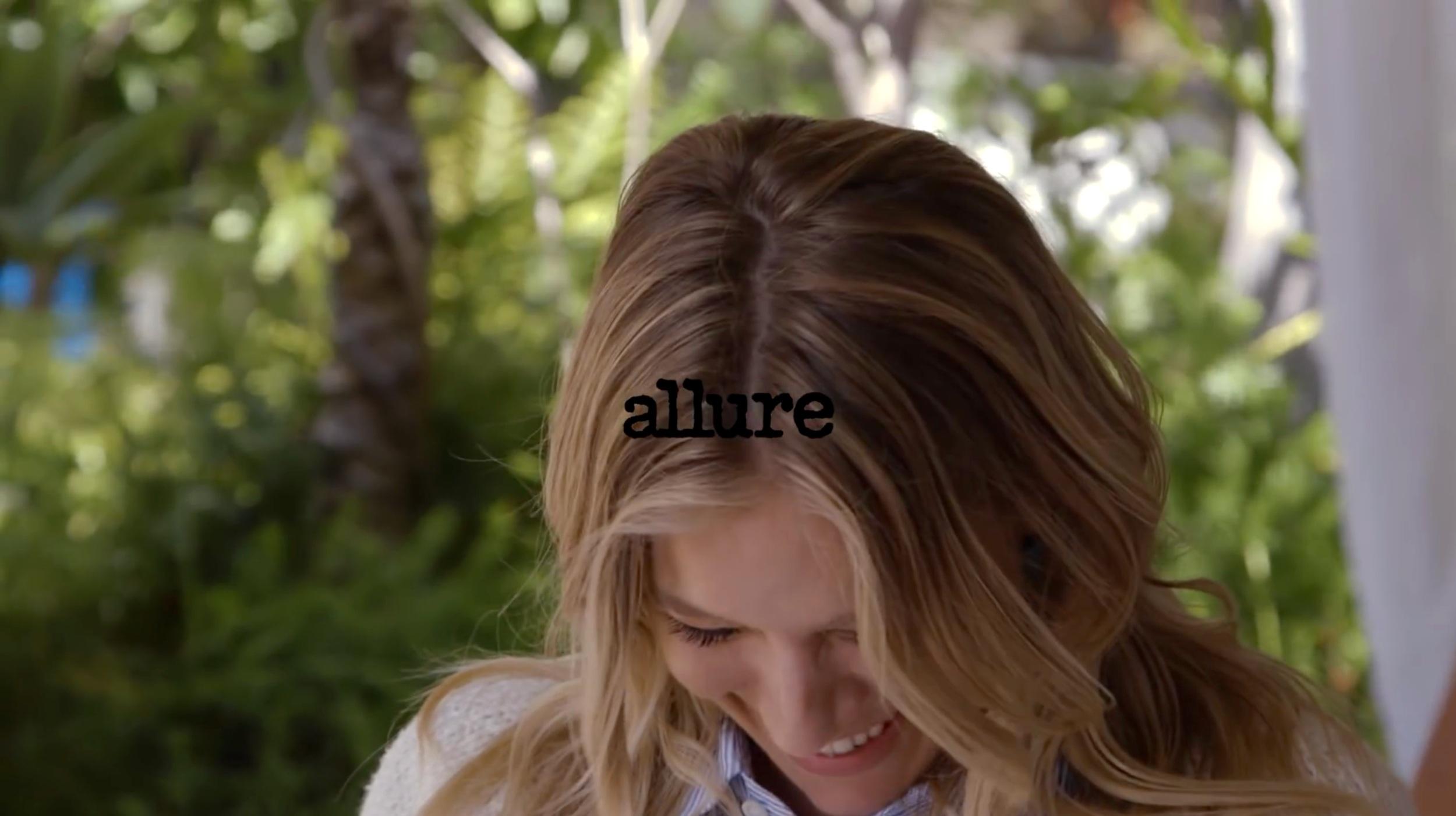 SIENNA MILLER / ALLURE