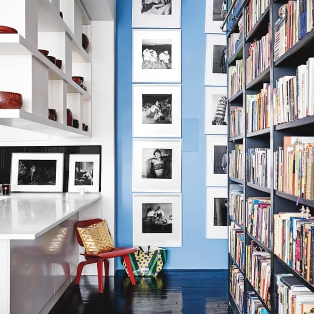 """Living with 12,000 books  