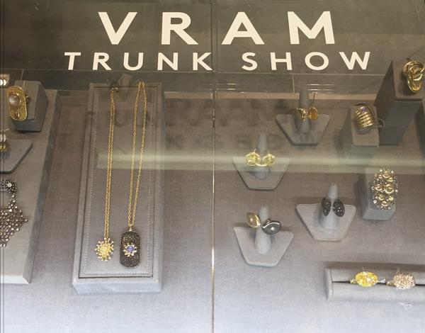 VRAM Jewelry Continuum Barneys New York Madison