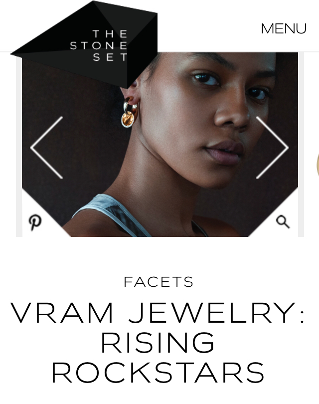 VRAM Jewelry on The Stone Set