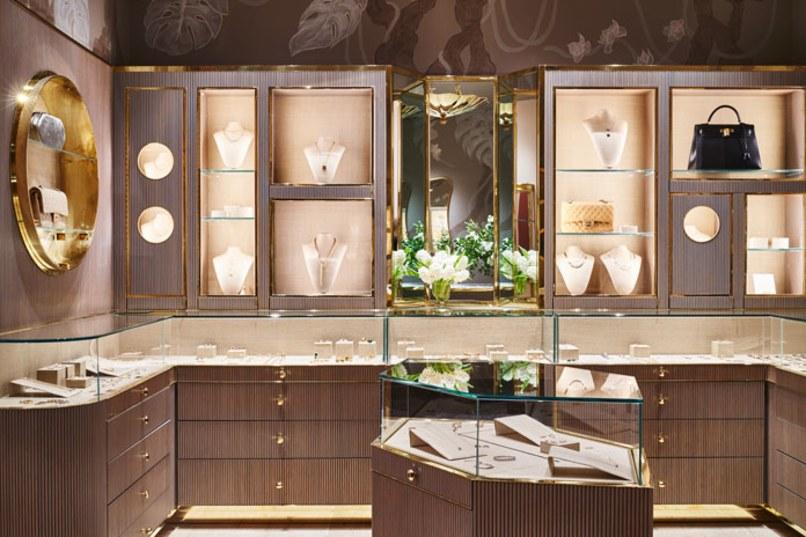 VRAM Jewelry in Goop Lab 25 Bond St. Commune Design
