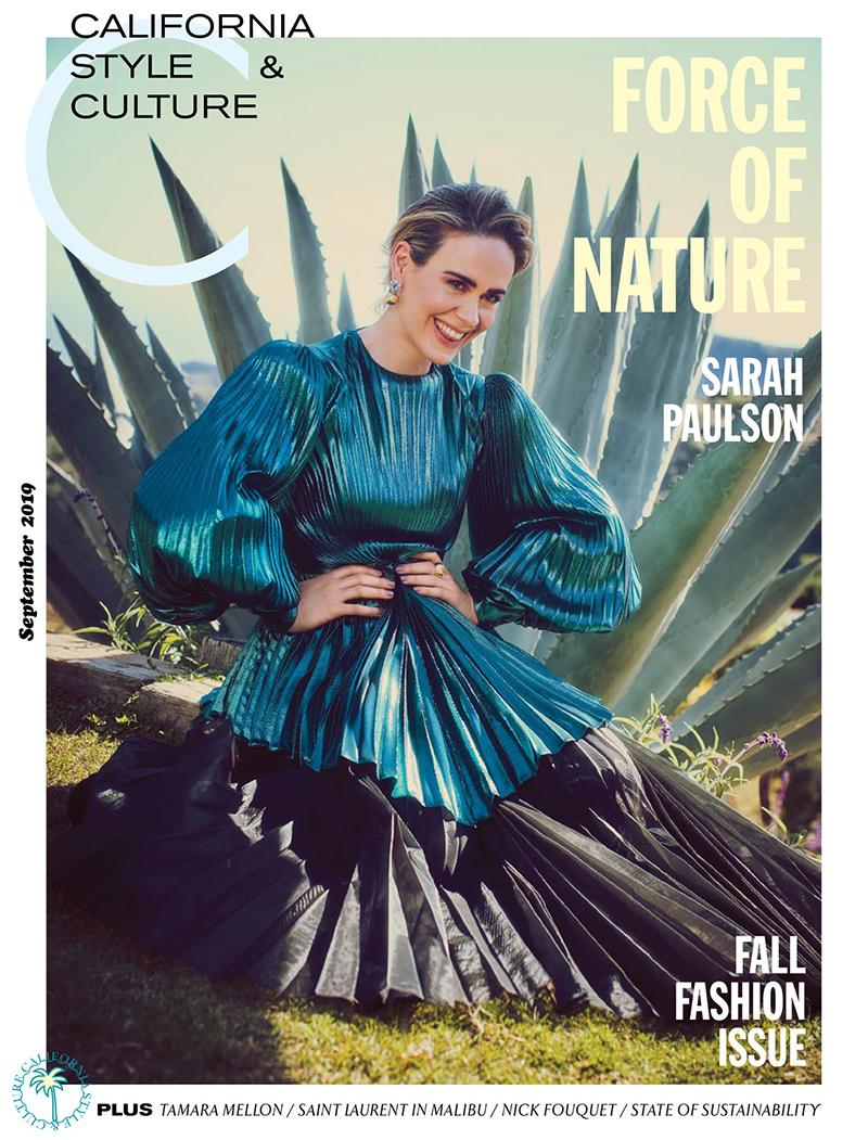 Sarah Paulson (Image C Magazine)