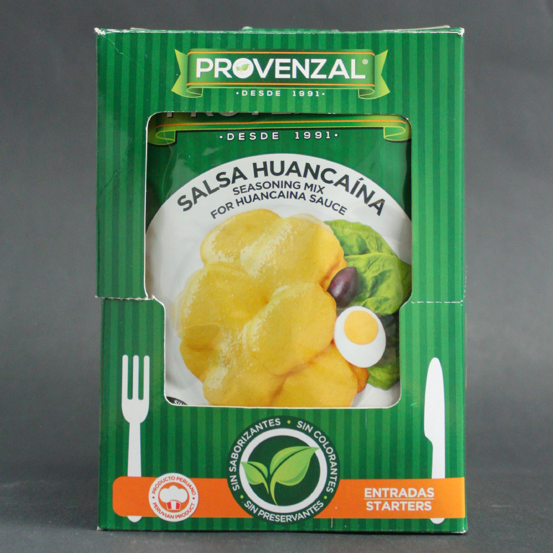 Base para Huancaína
