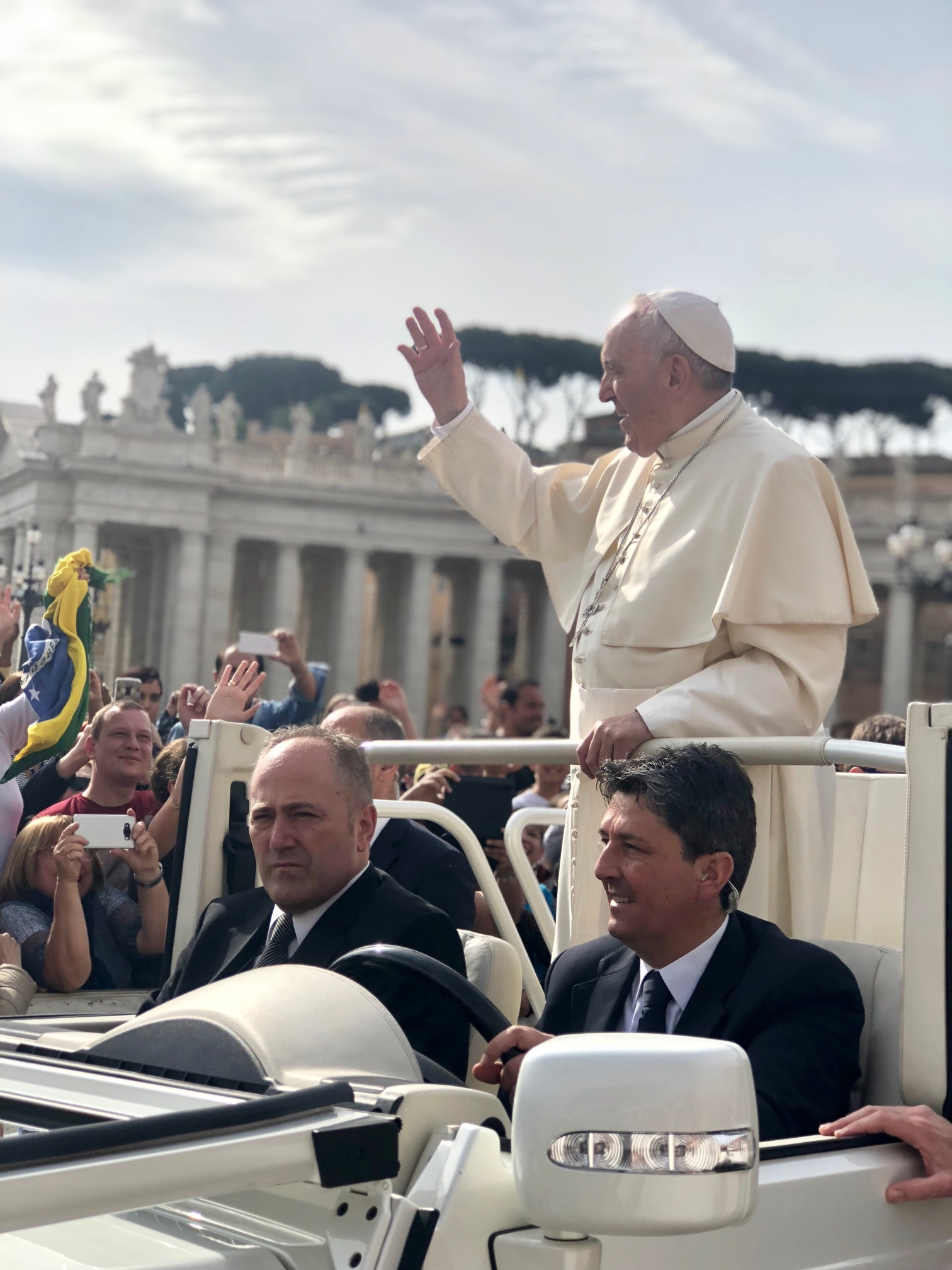Papal Visit in Rome on Wednesdays.jpg