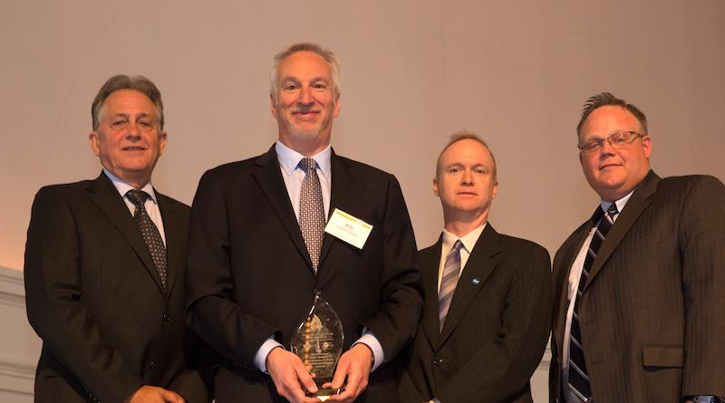 Eric Yablonka, 2016 CIO of the Year Winner