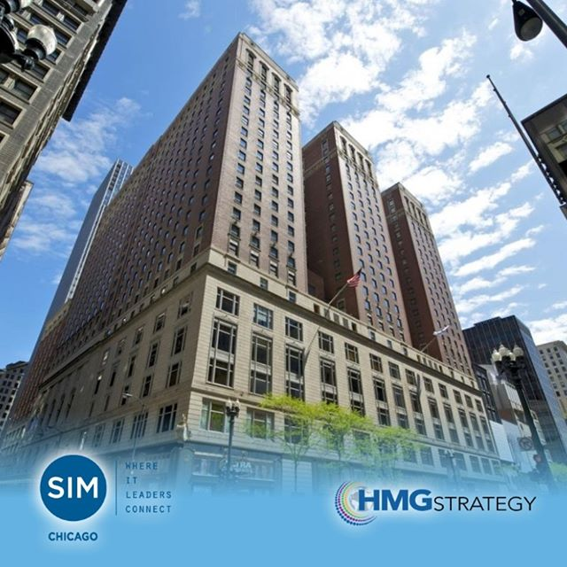 #HMG #Strategy has partnered up with @sim_chicago to host the 2018 #Chicago #CIO #Summit on May 8th!  To view full agenda, speaker list, and to registered, please visit: http://bit.ly/2GXVjnR (link in bio)