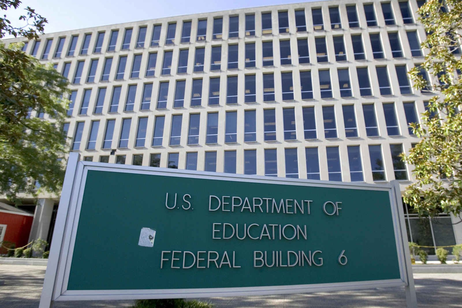 NPR   About that Bill Abolishing the Department of Education