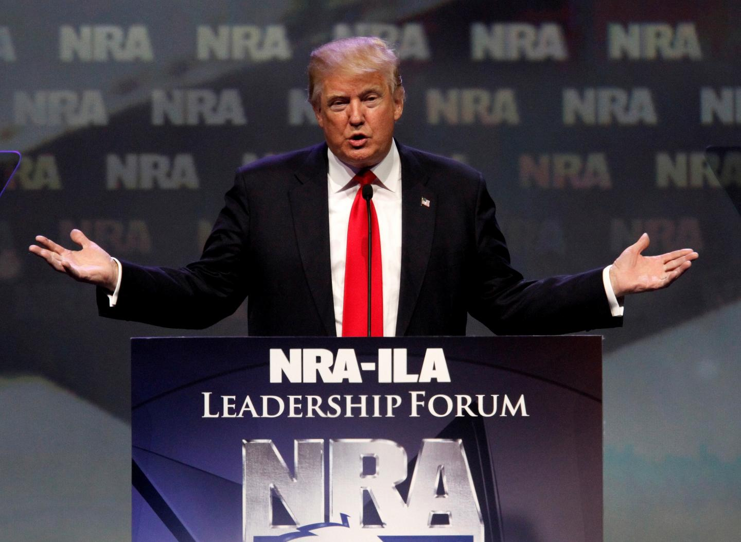 Newsweek   What will happen on guns under Trump?