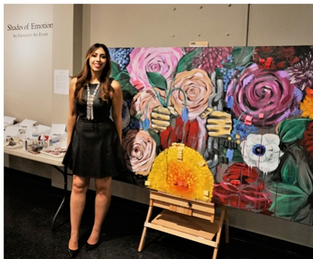 Hiba Jameel's  Shades of Emotions  interact event was a big success. Click the photo above to see more photos and a video of the event.