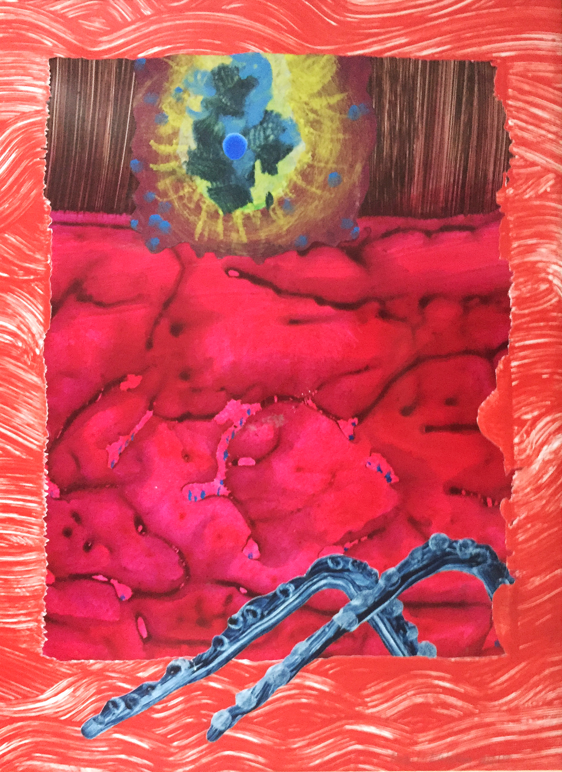 Foolish Arachne—  Purgatory: Canto XI   Bob Hutchinson