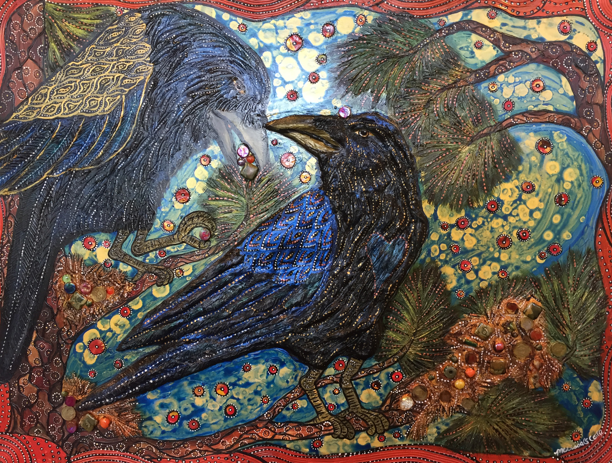 Greedy Ravens Melissa Cole.jpg