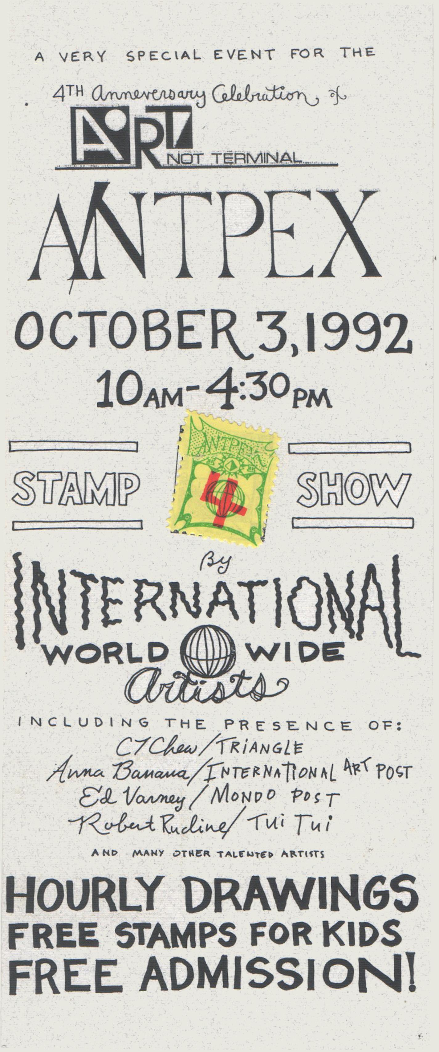 4th Anniversary show at 1936 Westlake OCT 1992 #2.jpeg