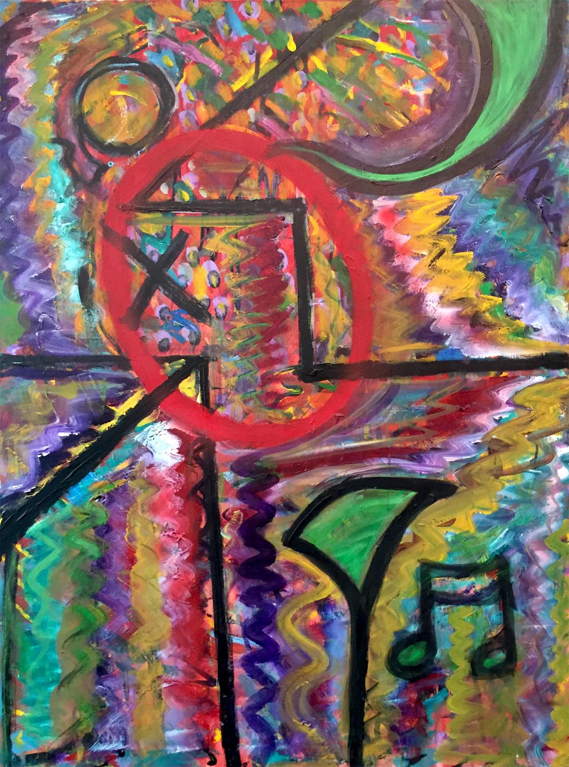 Jazz Clayton Schonberger acrylic on canvas 36 x48.jpg