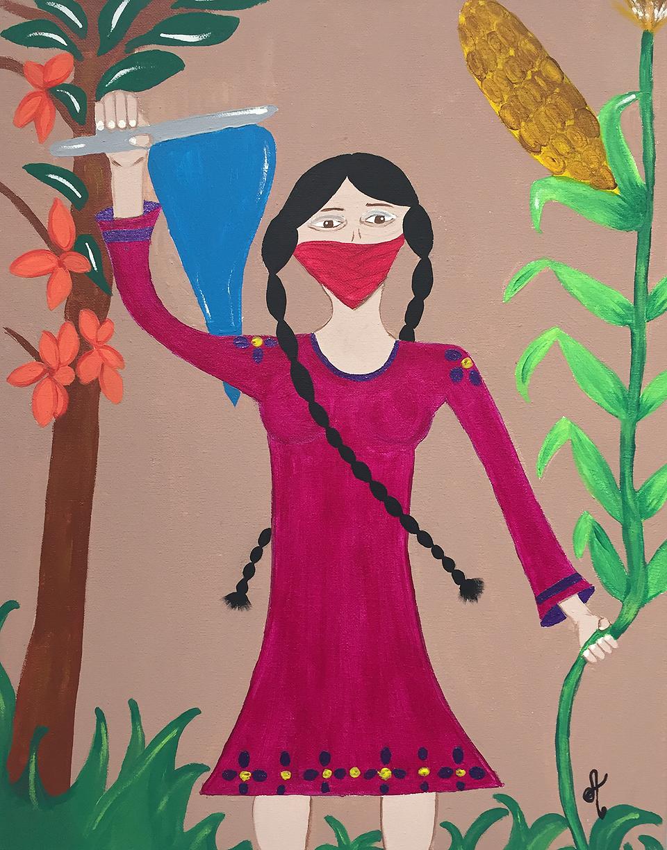 La Zapatista Amaranta Sandys.jpg