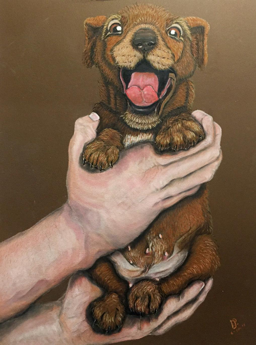 Good Puppy   R. Gilley
