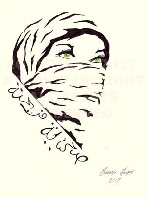 The Veil of Prejudice  Bednago.jpg