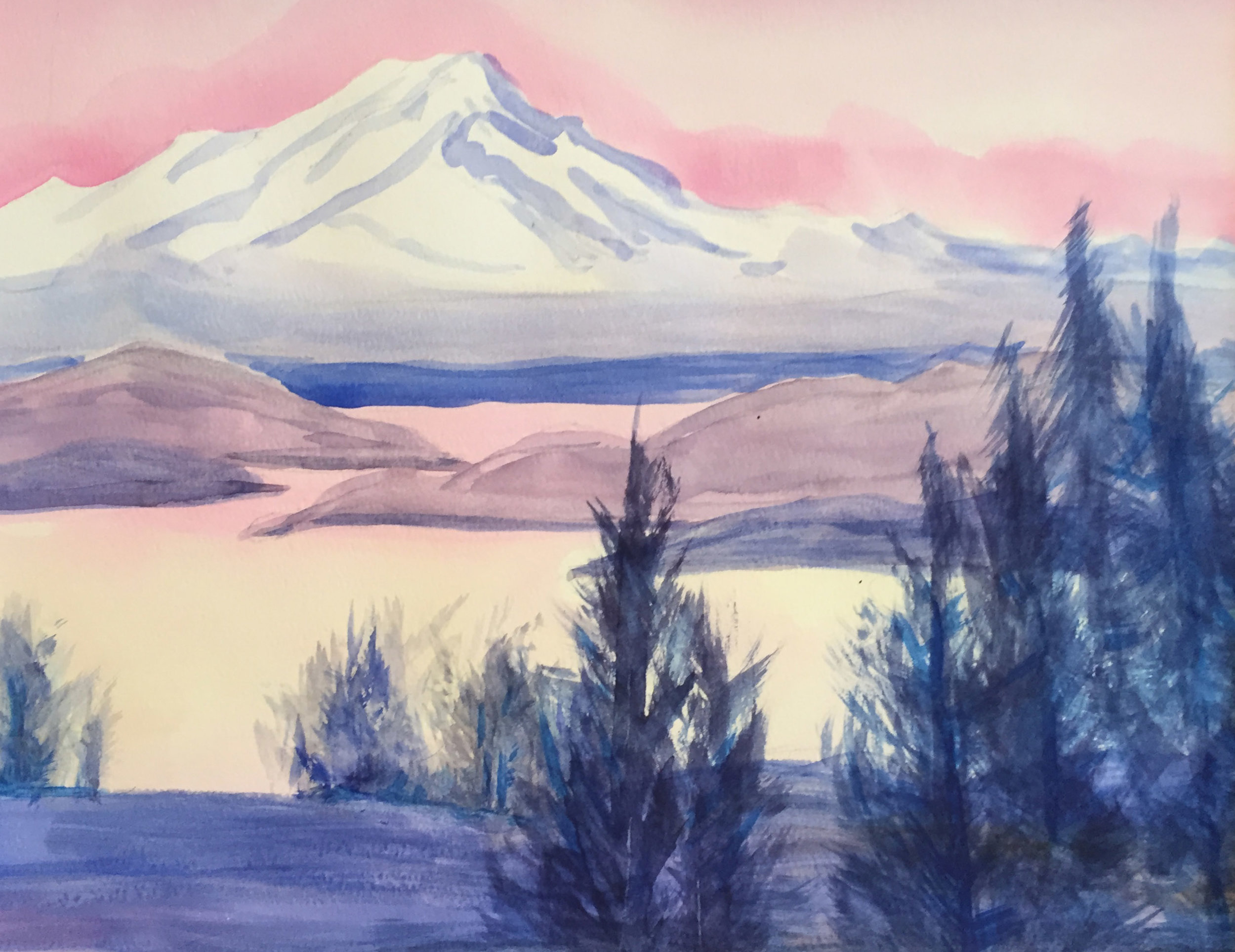 Morning on the Mountain Candace Hammans.jpg