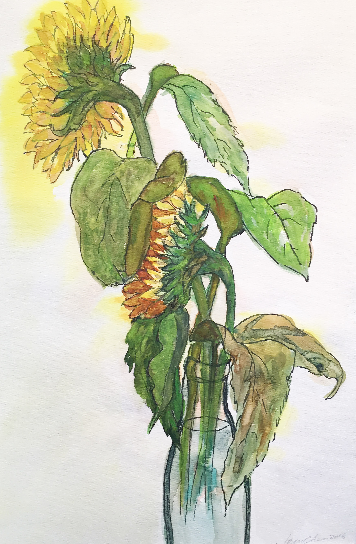 Spectacular Sunflower Jean Chen.JPG
