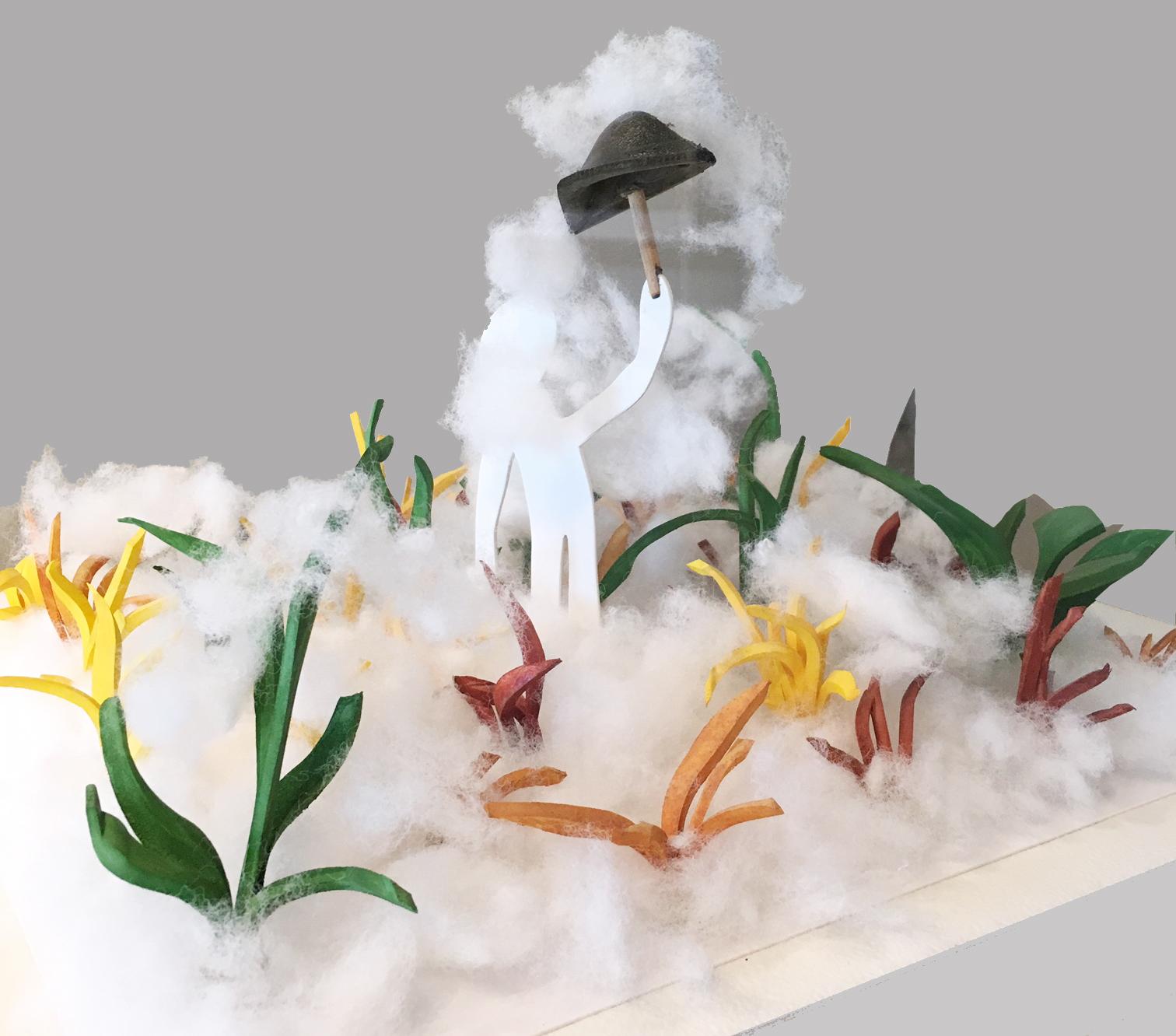 Fog on This Field of Dreams   Lonny Johnson