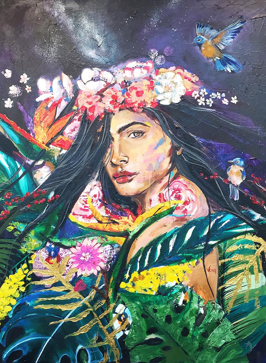 Spring Awakening   Cynthia Vera