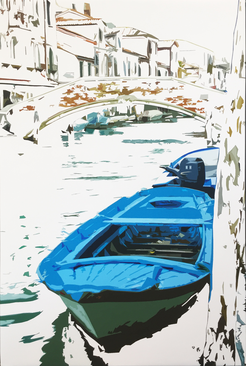 "Ponte Mezo Eight Nine   Tom Saknit ""Redacted Photography™"""