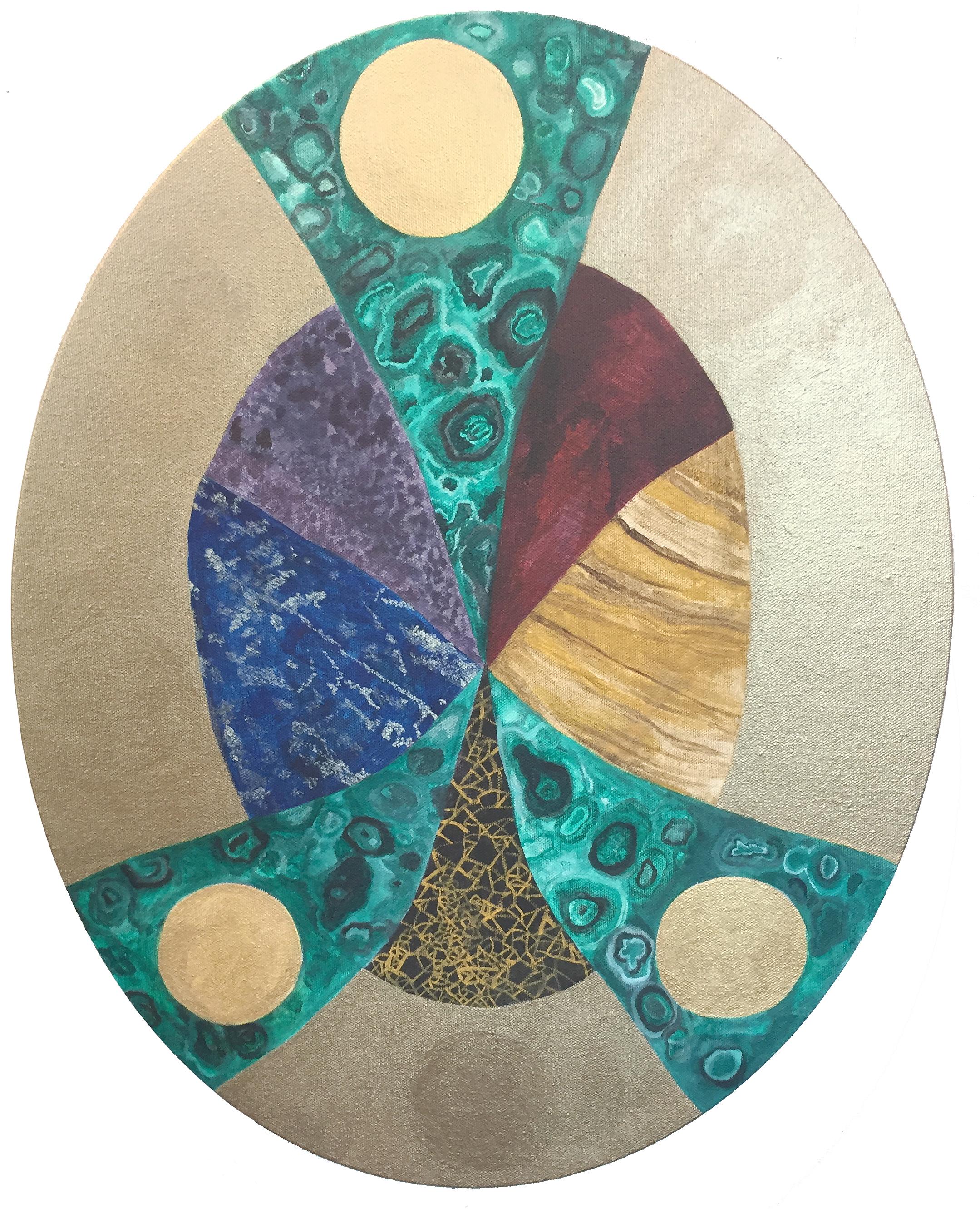 Healing Mandala   Leigh McCartne Garretty