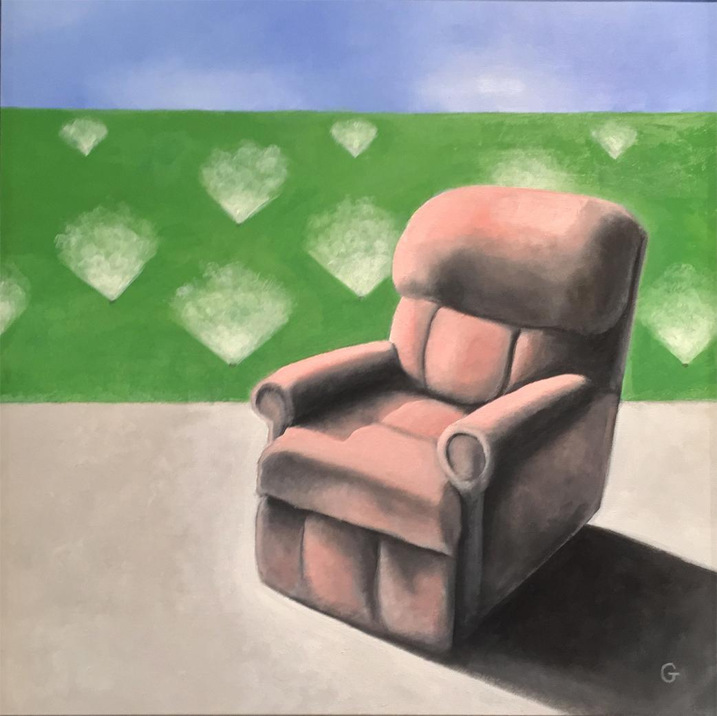 Sidewalk Chair   Christopher Gasper
