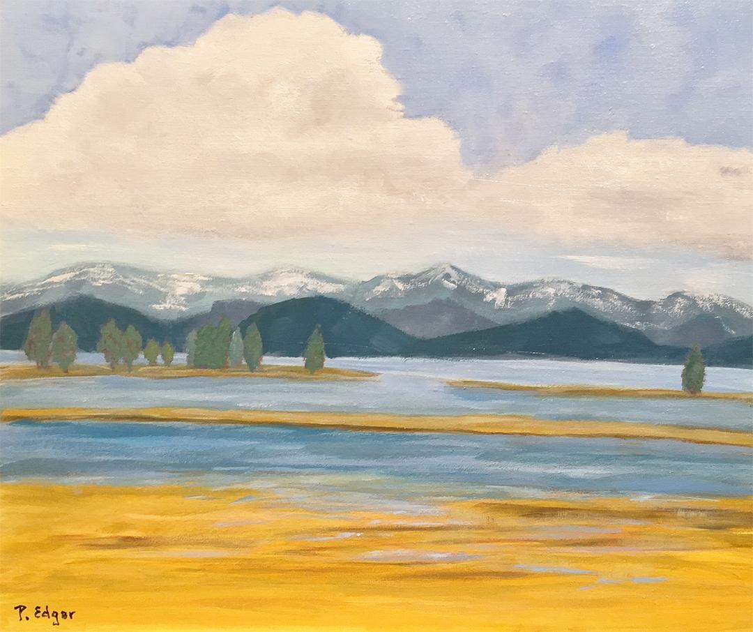 Yellowstone   Pam Edgar