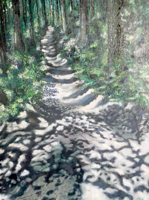 Forest #1   Mia C Donovan