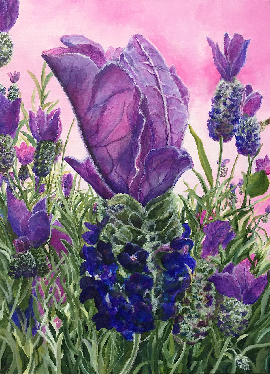Lavender   Mieko Hamblin