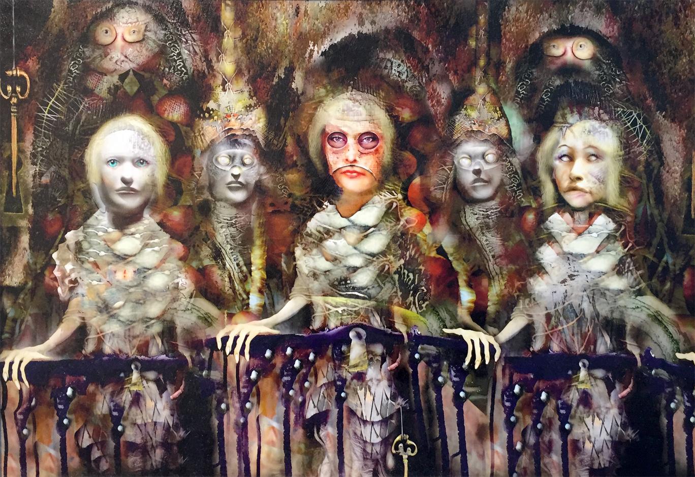 The Watchers   Alkunst Alkunst