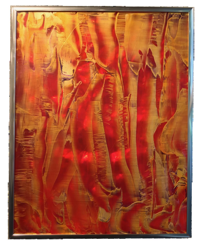 Red/Gold   Alex LaVilla