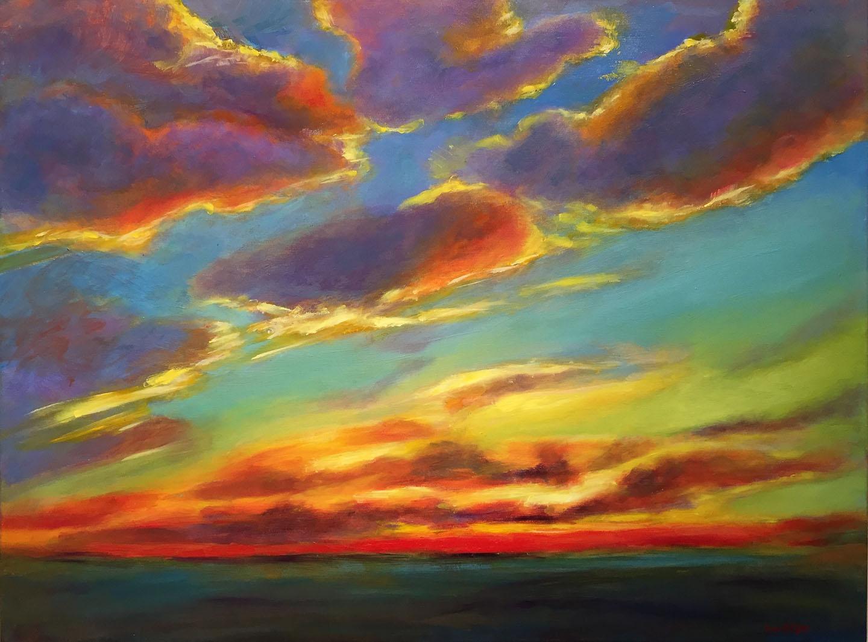 Sunset   Lena Leitzke