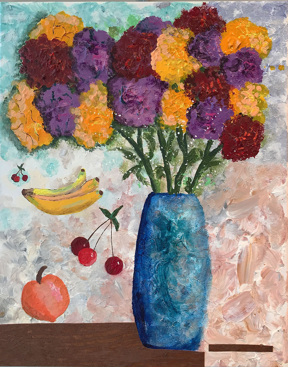 Schrodinger's Fruit   Michael Chaffin