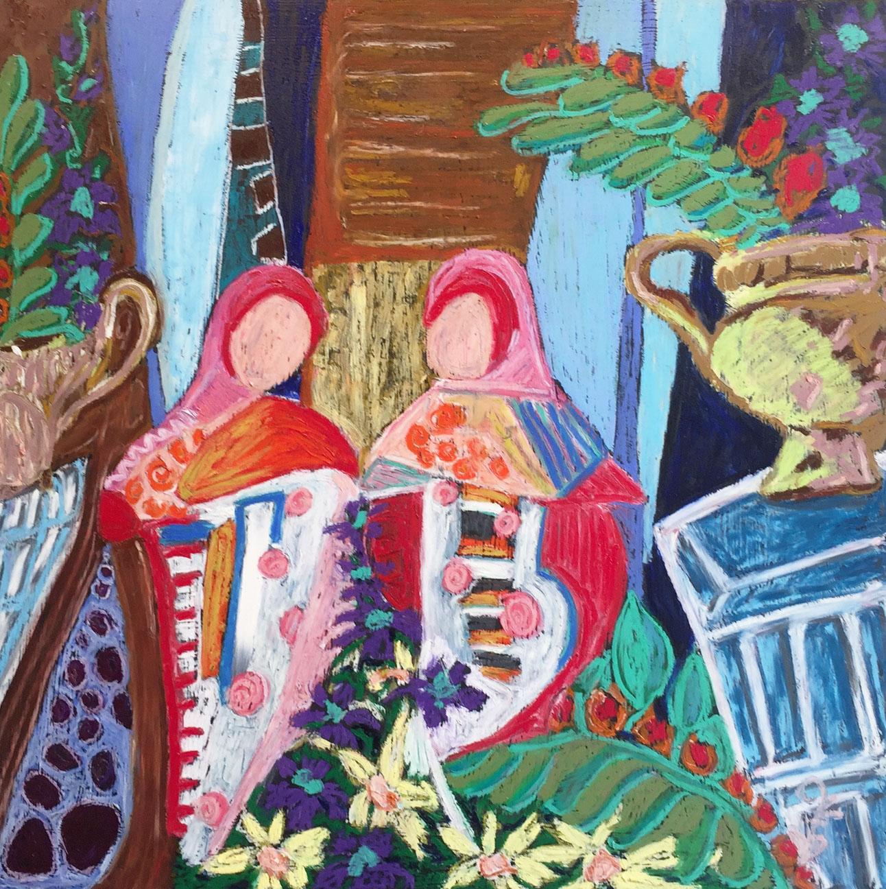 Matisses Nurses   Christina Jensen