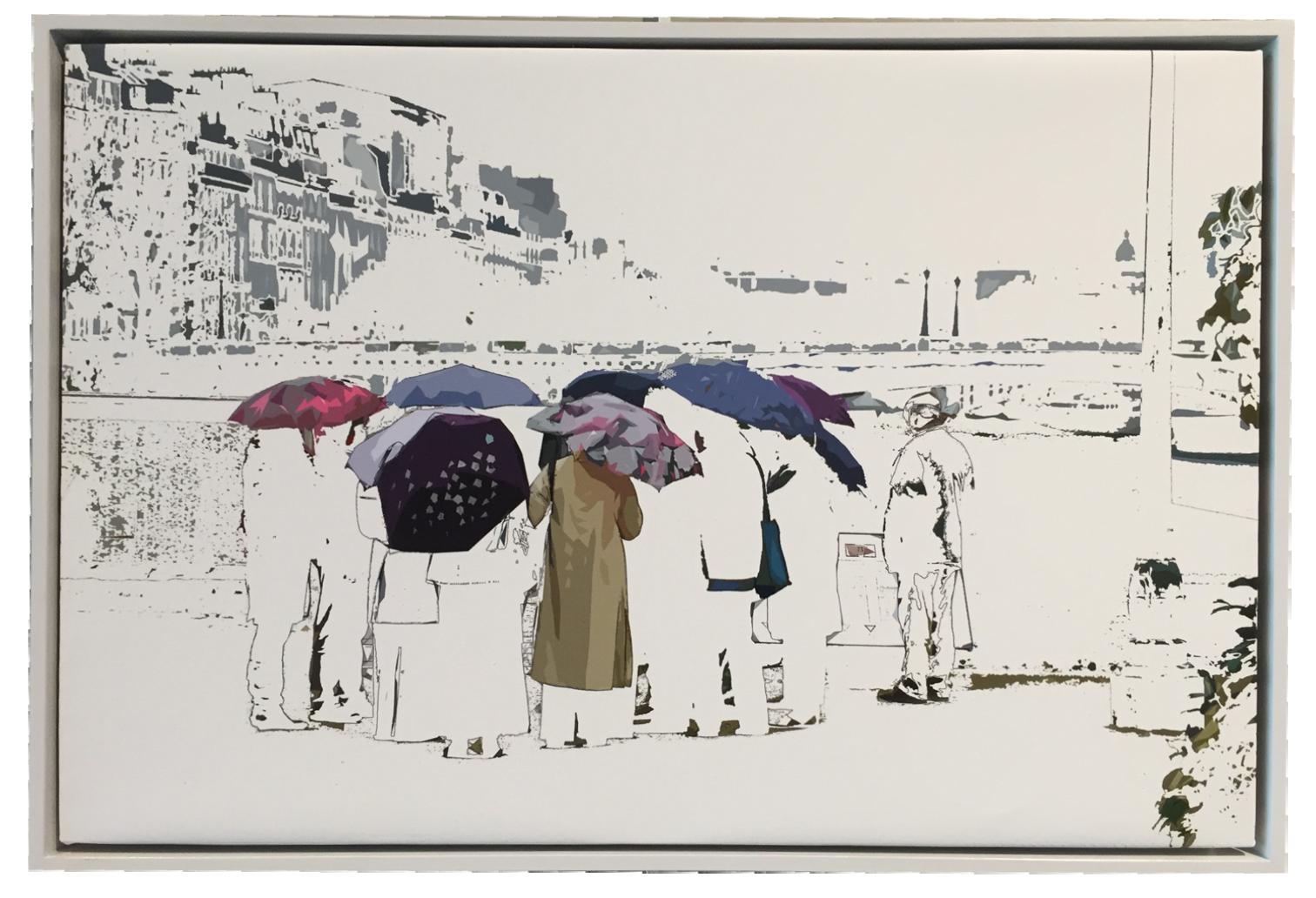 Seine Parapluies Zero Five