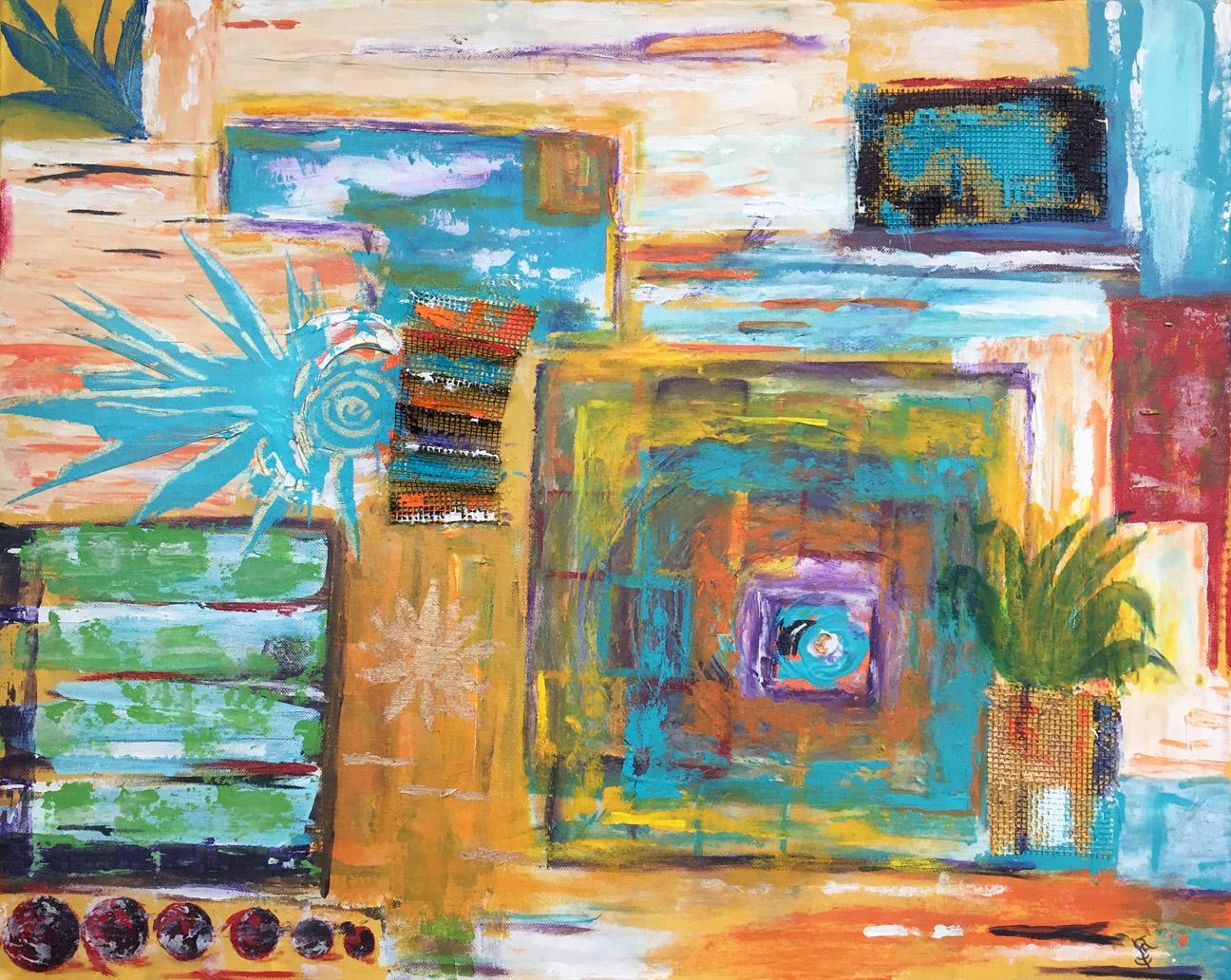 Abstract #1   Sharon Hit
