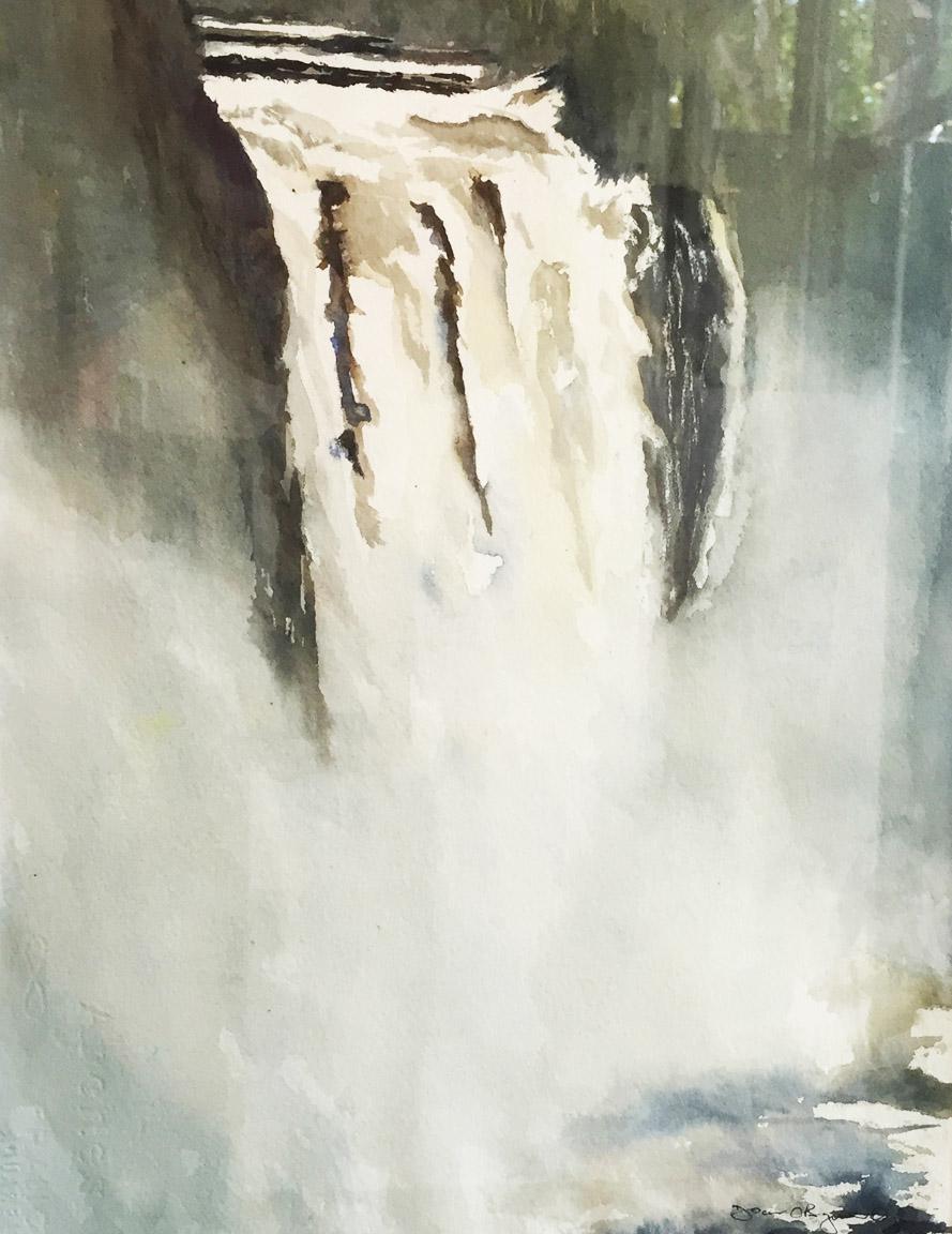 Snoqualmie Falls   Joan O'Byrne