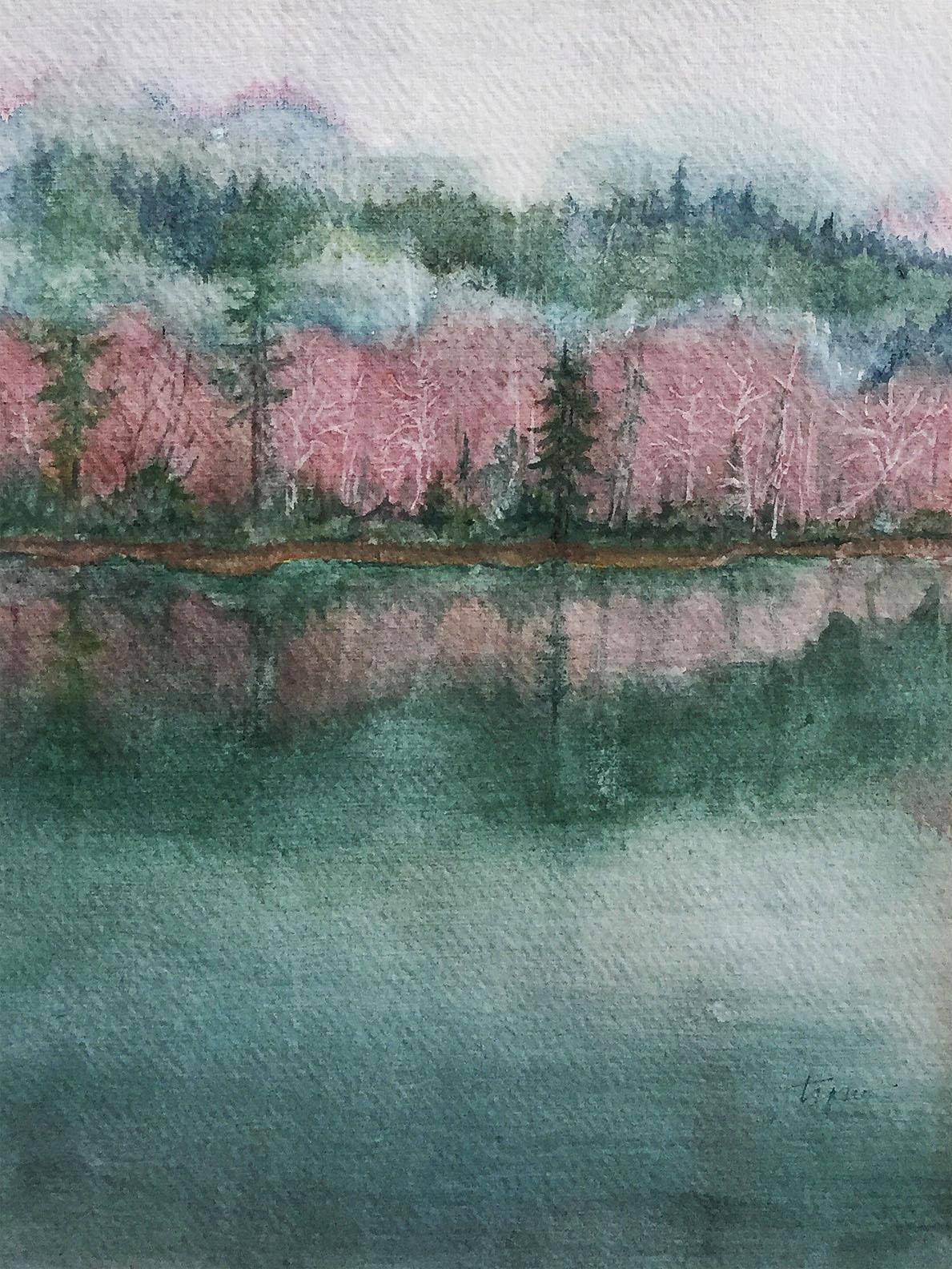 Reflections   Jan Trowbridge