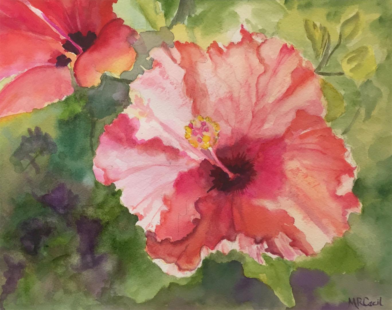 Aloha   Marcia Roberts