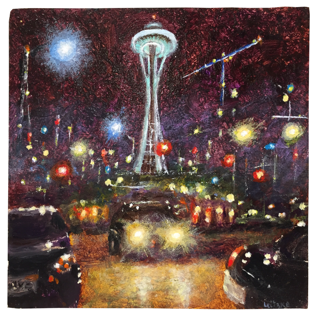 Space Needle   Lena Leitzke