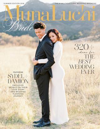 MunaLuchi Bride Magazine
