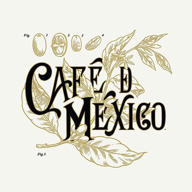 Pieza de lettering para @la_tequila, proceso de ilustración, interposición y diseño . . . . . #branding #brandingdesign #lettering #letteringdesign #handlettering #calligraphy #artwork #coffeebranding #brandingstudio #guadalajara #coffeedaily #specialtycoffee #coffeehouse #thirdwavecoffee #counterculture #counterculturecoffee #goodtype #typism #typegang #tyxca #designspiration #thedailytype #typespire #typematters #darkandmoody