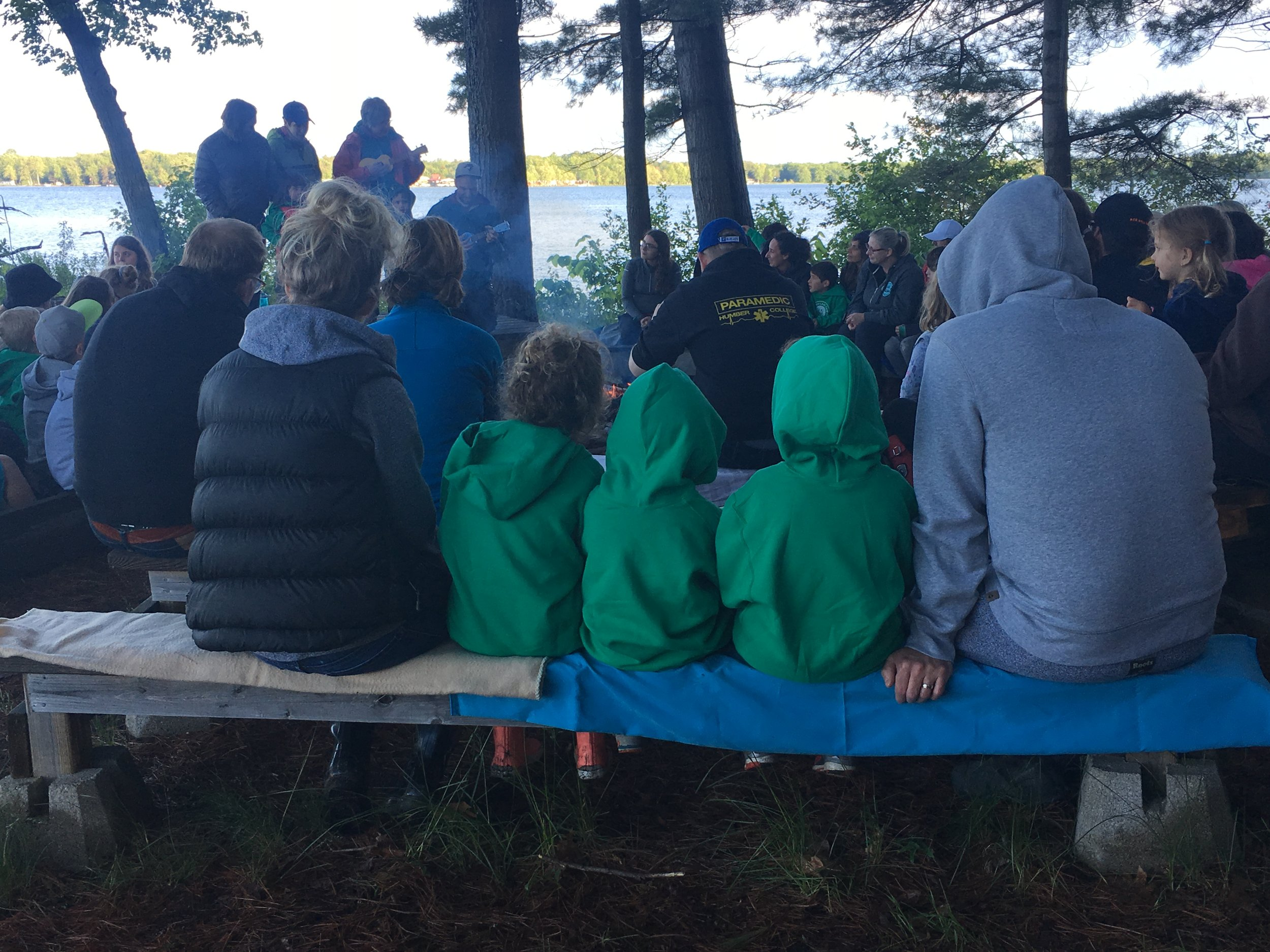 Family Camp - Click Here to View More Photos