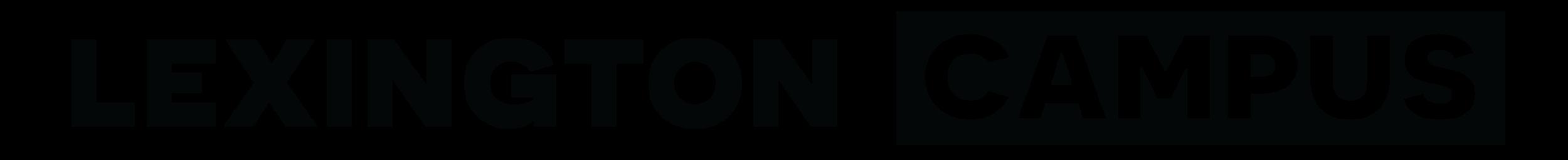 Lexington Logo black bar.png