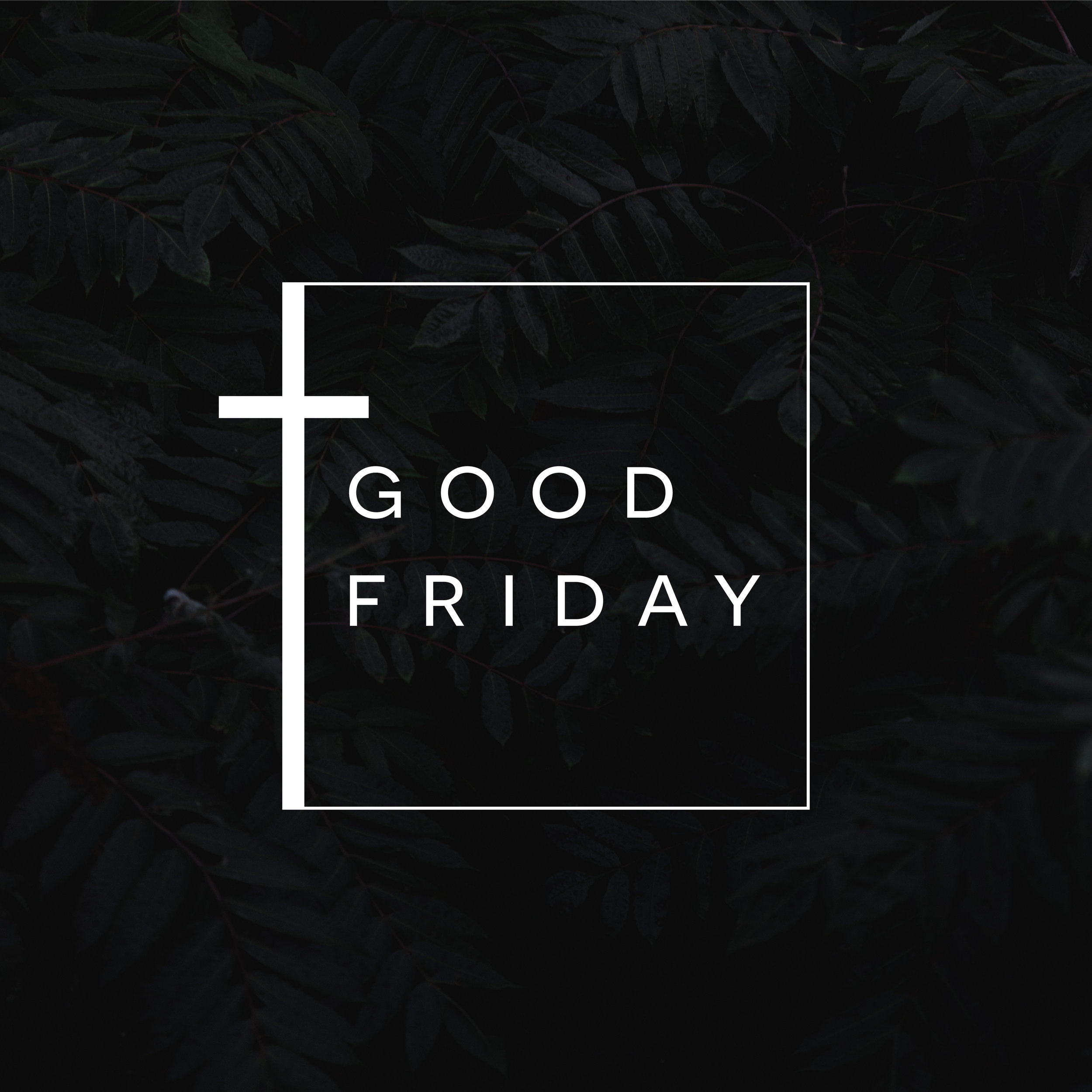 Good Friday 2019