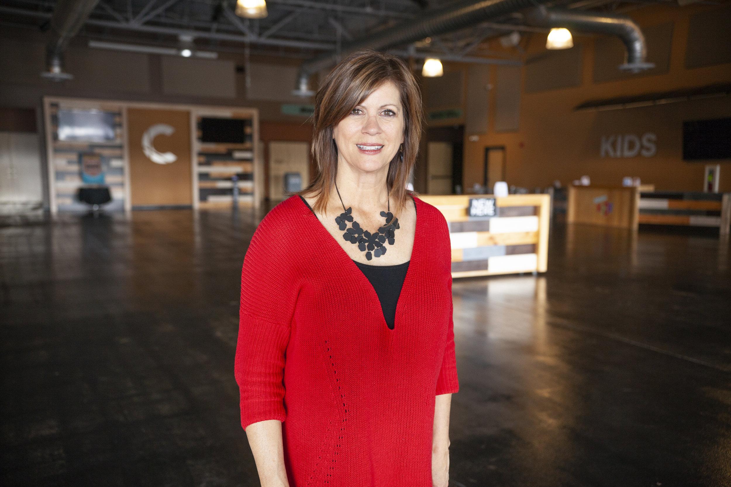 Lori Biddle    Director of Creative Arts    Email: lori.biddle@crossroadswired.com