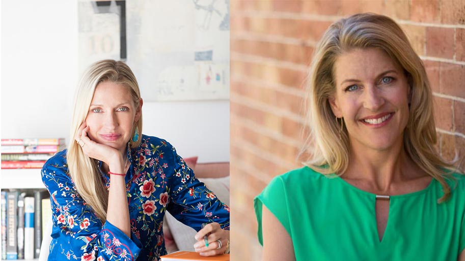Photo of Christine McCord, courtesy of Weeliscious.com