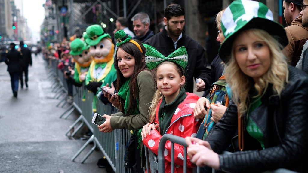 St.Patricks Day Parade - Celebrate St. Patricks Day in NYC at the annual parade on March 16th!