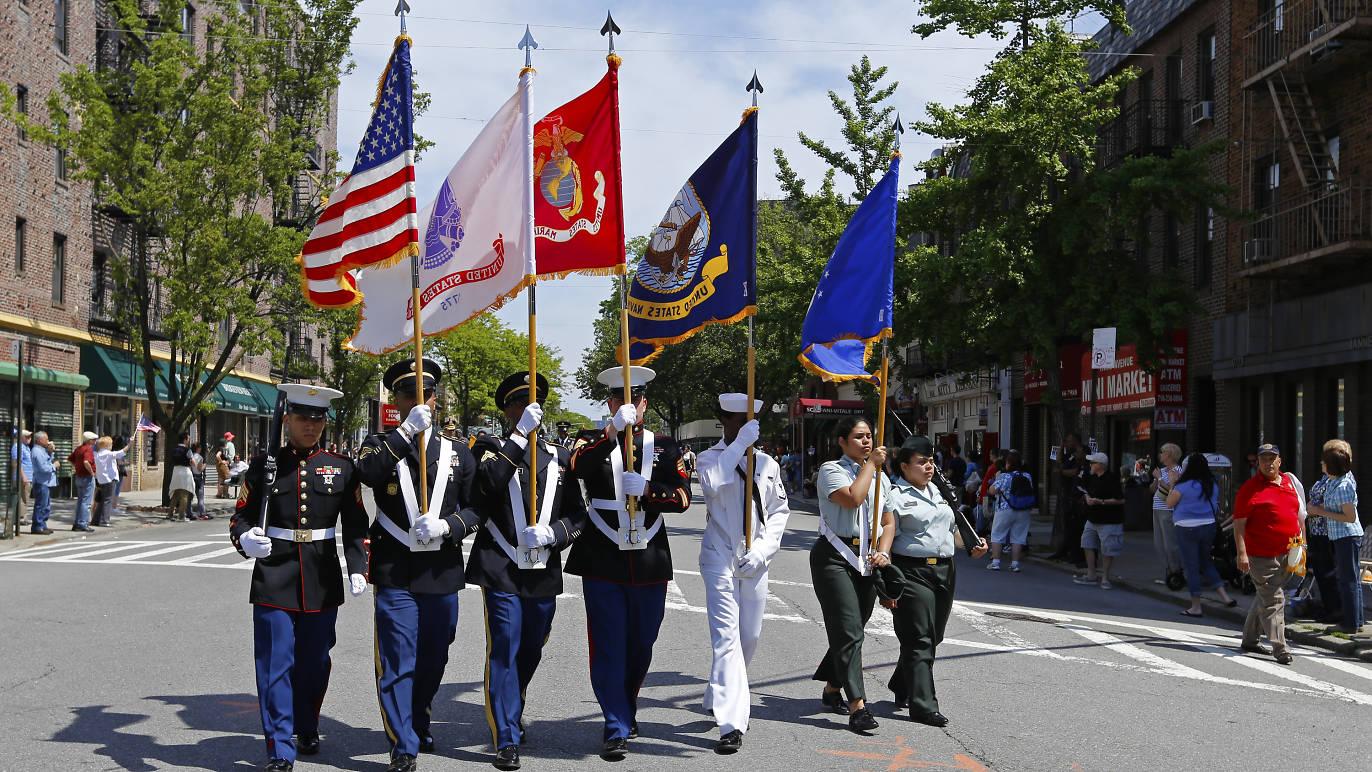 Brooklyn Memorial Day Parade - May 27th, 2019
